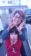 題して・・・『3月17日同盟』               姪っ子のみゆちゃんと次女は、偶然にも3月17日生まれです(^^) 気が合うんだな~ホホホ♡