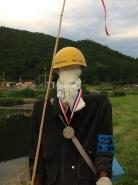第二位の「釣り人」さん。そのクオリティーの高さに、多くの票を獲得しました。